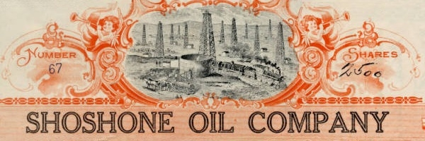 buffalo bill oil company