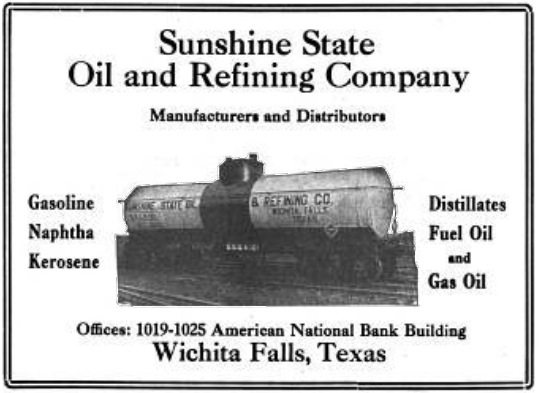 Sunshine State Oil
