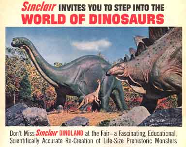 Dinosaur Fever Sinclair S Icon American Oil Amp Gas