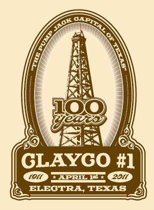 pump jack capital of texas logo of clayco well centinnial in 2011
