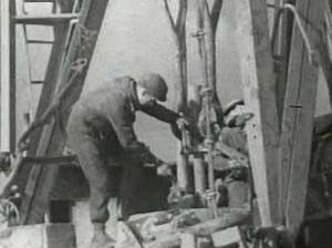 Oil under Sherwood Forest