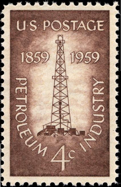 petroleum history august 25