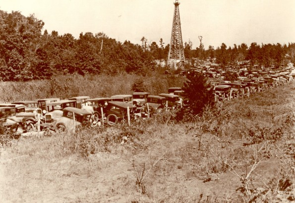 East Texas Oilfield Discovery American Oil Gas Historical Society