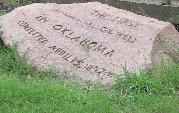 oklahoma oil history