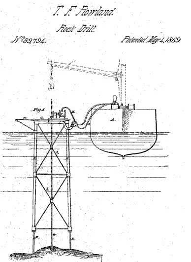 offshore rig patent