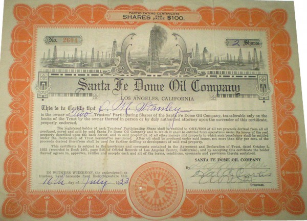Santa-Fe-Dome-Oil-Co-stock-aoghs