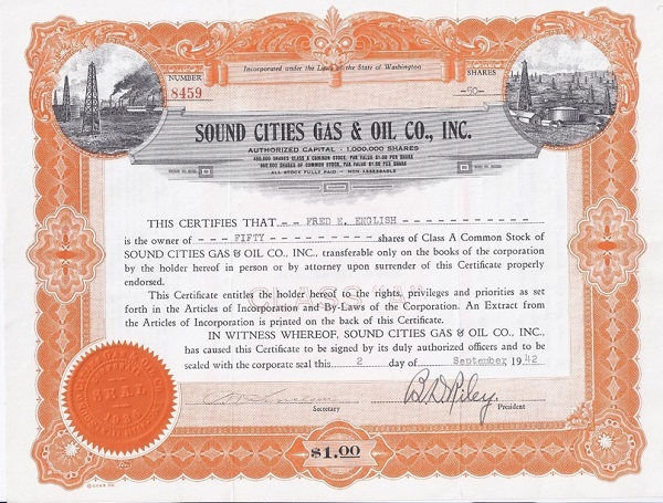 Sound-Cities-Gas-and Oil Co-stock-aoghs