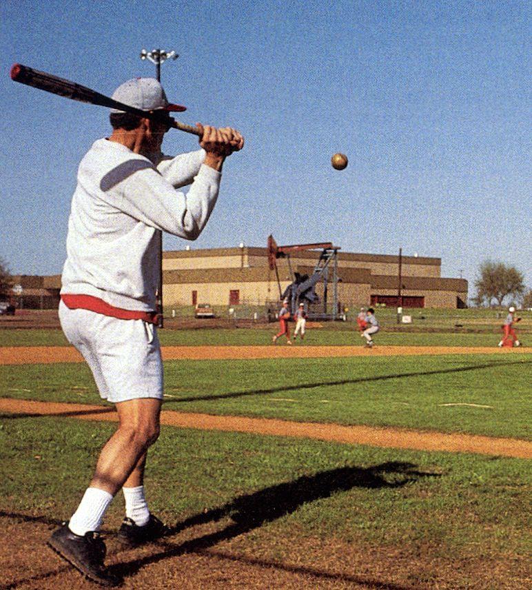 oil town baseball