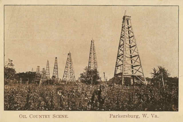 petroleum history may