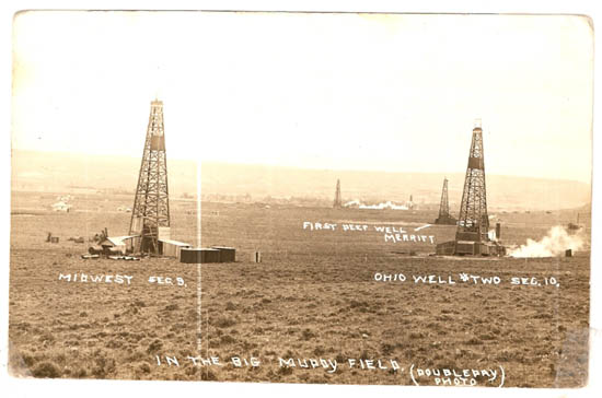 Wyoming Prairie Oil & Gas Company