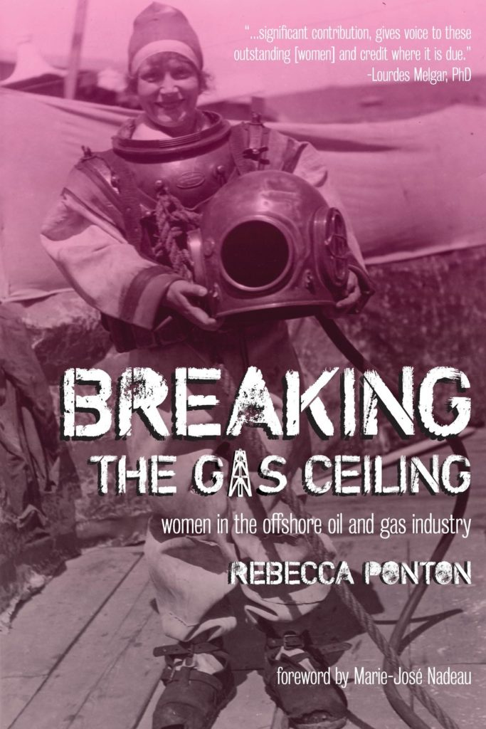 offshore women book cover Breaking the Gas Ceiling